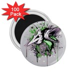Recently Deceased 2.25  Magnets (100 pack)