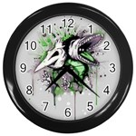 Recently Deceased Wall Clocks (Black)