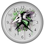 Recently Deceased Wall Clocks (Silver)