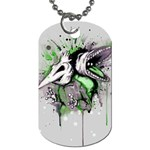 Recently Deceased Dog Tag (Two Sides)