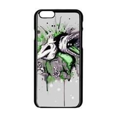 Recently Deceased Apple Iphone 6/6s Black Enamel Case by lvbart