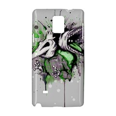 Recently Deceased Samsung Galaxy Note 4 Hardshell Case by lvbart