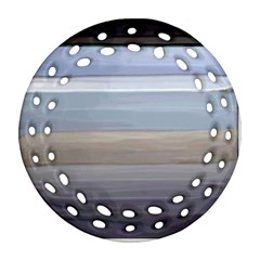 Pompey Beach Ornament (round Filigree)