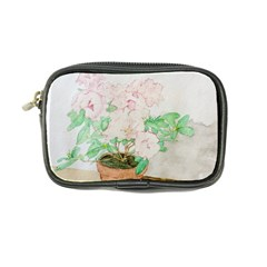 Watercolour Azalea Coin Purse