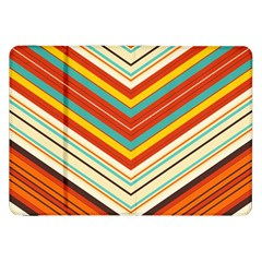 Bent Stripes                                    			samsung Galaxy Tab 8 9  P7300 Flip Case by LalyLauraFLM