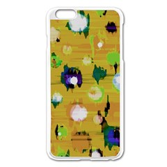 Ink                                    			apple Iphone 6 Plus/6s Plus Enamel White Case by LalyLauraFLM