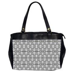 Numerilogical  Office Handbags (2 Sides)  by MRTACPANS