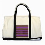 Renegade Mars Two Tone Tote Bag Front