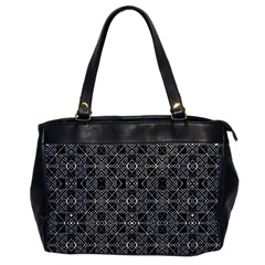 Number Art Office Handbags by MRTACPANS