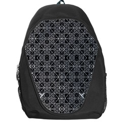 Number Art Backpack Bag by MRTACPANS