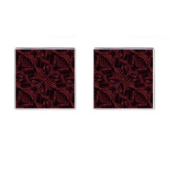Sharp Tribal Pattern Cufflinks (square) by dflcprints