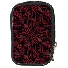 Sharp Tribal Pattern Compact Camera Cases by dflcprints