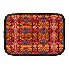 Hamburger Beach Netbook Case (medium)  by MRTACPANS