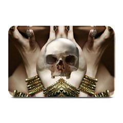 Skull Magic Plate Mats by icarusismartdesigns