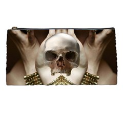Skull Magic Pencil Cases by icarusismartdesigns