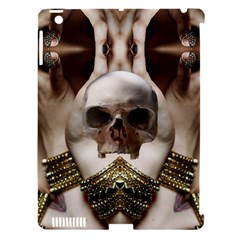 Skull Magic Apple Ipad 3/4 Hardshell Case (compatible With Smart Cover) by icarusismartdesigns