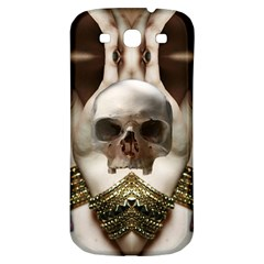 Skull Magic Samsung Galaxy S3 S Iii Classic Hardshell Back Case by icarusismartdesigns