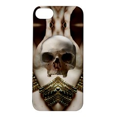 Skull Magic Apple Iphone 5s/ Se Hardshell Case by icarusismartdesigns
