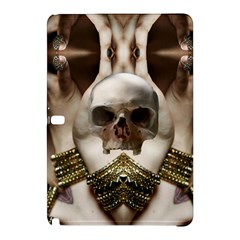 Skull Magic Samsung Galaxy Tab Pro 12 2 Hardshell Case by icarusismartdesigns