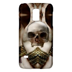Skull Magic Galaxy S5 Mini by icarusismartdesigns