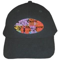 Paint Texture                                     black Cap by LalyLauraFLM