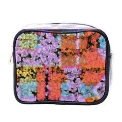 Paint Texture                                     			mini Toiletries Bag (one Side) by LalyLauraFLM