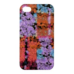 Paint Texture                                     Apple Iphone 4/4s Hardshell Case by LalyLauraFLM