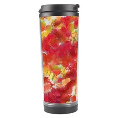 Colorful Splatters                                      Travel Tumbler by LalyLauraFLM