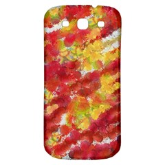 Colorful Splatters                                      samsung Galaxy S3 S Iii Classic Hardshell Back Case by LalyLauraFLM
