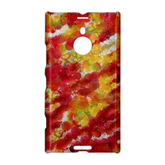 Colorful Splatters                                      			nokia Lumia 1520 Hardshell Case by LalyLauraFLM