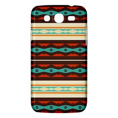 Stripes and rhombus chains                                      			Samsung Galaxy Mega 5.8 I9152 Hardshell Case
