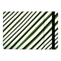 Diagonal Stripes Samsung Galaxy Tab Pro 10 1  Flip Case by dflcprints