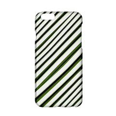 Diagonal Stripes Apple Iphone 6/6s Hardshell Case by dflcprints