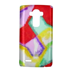 Watercolors Shapes                                         			lg G4 Hardshell Case by LalyLauraFLM