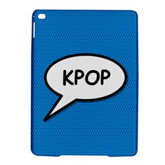 Comic Book Shout Kpop (blue) Ipad Air 2 Hardshell Cases by ComicBookPOP