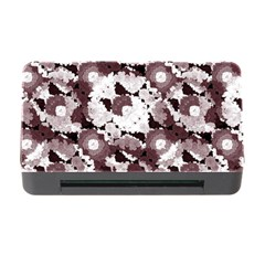Ornate Modern Floral Memory Card Reader With Cf by dflcprints