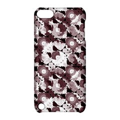 Ornate Modern Floral Apple Ipod Touch 5 Hardshell Case With Stand by dflcprints