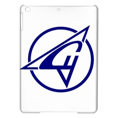 Sukhoi Aircraft Logo Apple iPad Air Hardshell Case by Casanova