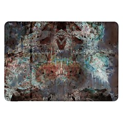 Metallic Copper Patina Urban Grunge Texture Samsung Galaxy Tab 8 9  P7300 Flip Case by CrypticFragmentsDesign