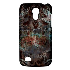 Metallic Copper Patina Urban Grunge Texture Samsung Galaxy S4 Mini (gt I9190) Hardshell Case  by CrypticFragmentsDesign
