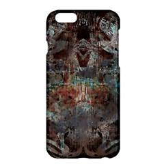Metallic Copper Patina Urban Grunge Texture Apple Iphone 6 Plus/6s Plus Hardshell Case by CrypticFragmentsDesign
