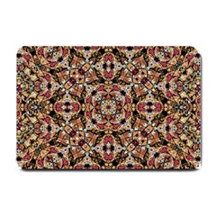 Boho Chic Small Doormat  by dflcprints