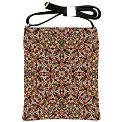 Boho Chic Shoulder Sling Bags by dflcprints
