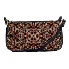 Boho Chic Shoulder Clutch Bags by dflcprints