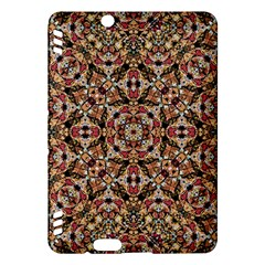 Boho Chic Kindle Fire Hdx Hardshell Case by dflcprints