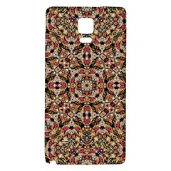 Boho Chic Galaxy Note 4 Back Case by dflcprints