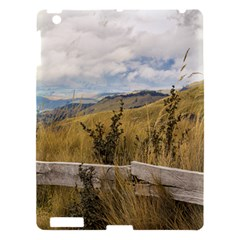 Trekking Road At Andes Range In Quito Ecuador  Apple Ipad 3/4 Hardshell Case by dflcprints