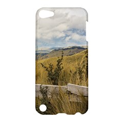 Trekking Road At Andes Range In Quito Ecuador  Apple Ipod Touch 5 Hardshell Case by dflcprints
