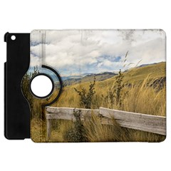 Trekking Road At Andes Range In Quito Ecuador  Apple Ipad Mini Flip 360 Case by dflcprints