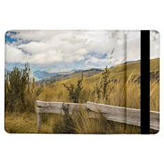 Trekking Road At Andes Range In Quito Ecuador  Ipad Air Flip by dflcprints